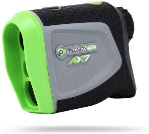 nx7 precision pro golf rangefinder review
