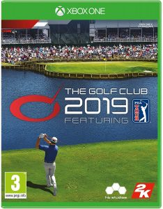 the golf club video game on xbox one