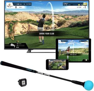 PhiGolf Simulator for smart phone
