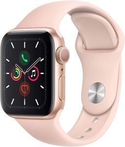 apple watch - pink