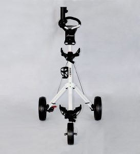 big max xtreme golf trolley