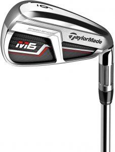 taylormade M6 cavity back golf irons