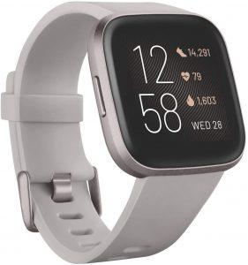 fitbit versa smart watch review
