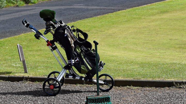 Top Golf Trolleys under £100 16