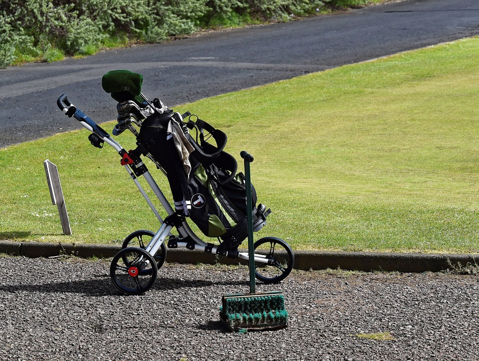 Top Golf Trolleys under £100