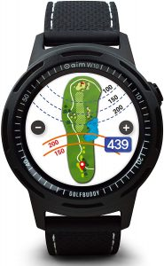 golfbuddy golf watch w10 review