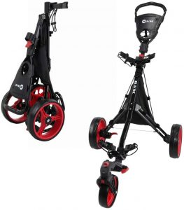 RAM golf trolley review
