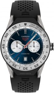 tag heuer connected modular 45 smart watch review